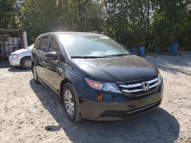 2016 Honda Odyssey EX en venta en Arlington, WA