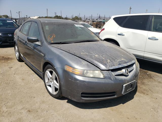 Salvage cars for sale from Copart San Martin, CA: 2005 Acura TL