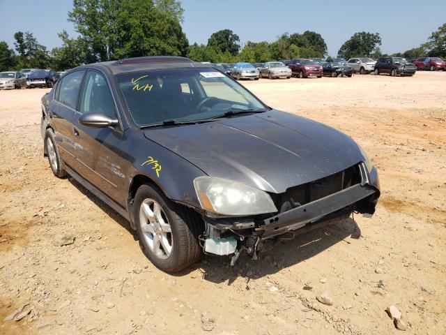 Vehiculos salvage en venta de Copart China Grove, NC: 2005 Nissan Altima S/S