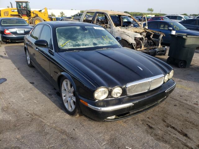 Salvage cars for sale from Copart Orlando, FL: 2006 Jaguar XJ8