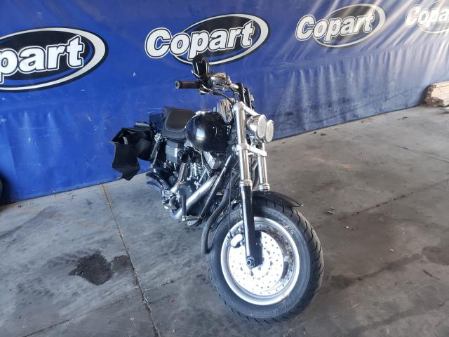 Salvage cars for sale from Copart Albuquerque, NM: 2009 Harley-Davidson Fxdf