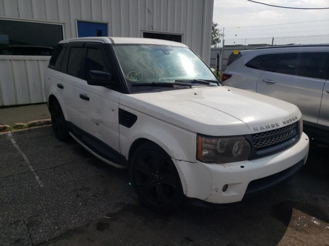 Land Rover salvage cars for sale: 2011 Land Rover Range Rover