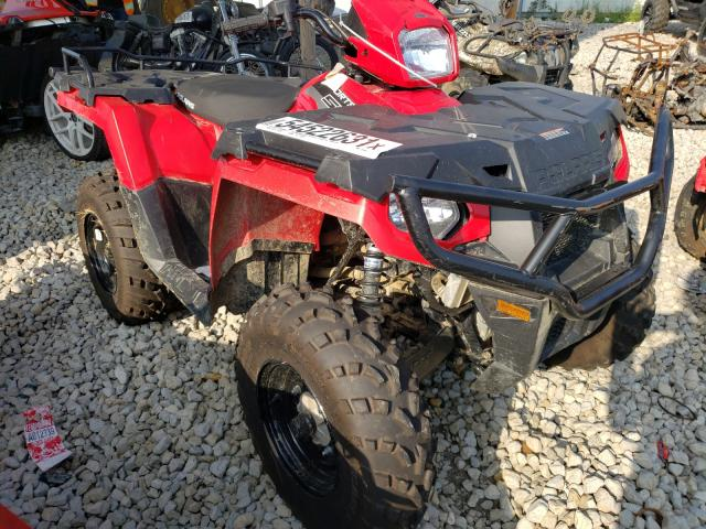 Salvage cars for sale from Copart Memphis, TN: 2020 Polaris Sportsman