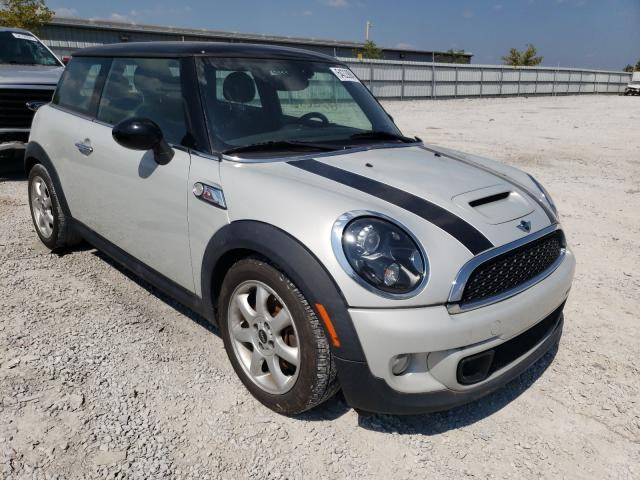Salvage cars for sale from Copart Walton, KY: 2012 Mini Cooper S
