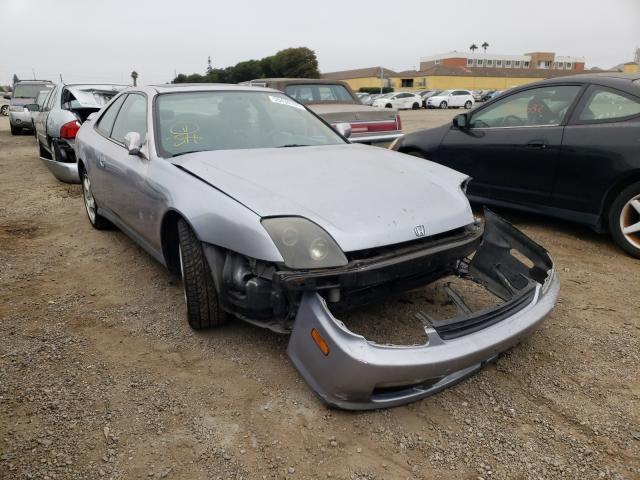 Honda Prelude salvage cars for sale: 1997 Honda Prelude
