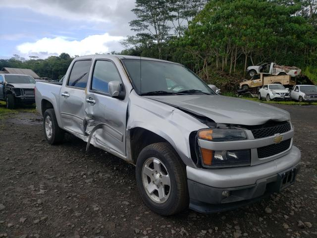 Salvage cars for sale from Copart Kapolei, HI: 2012 Chevrolet Colorado L