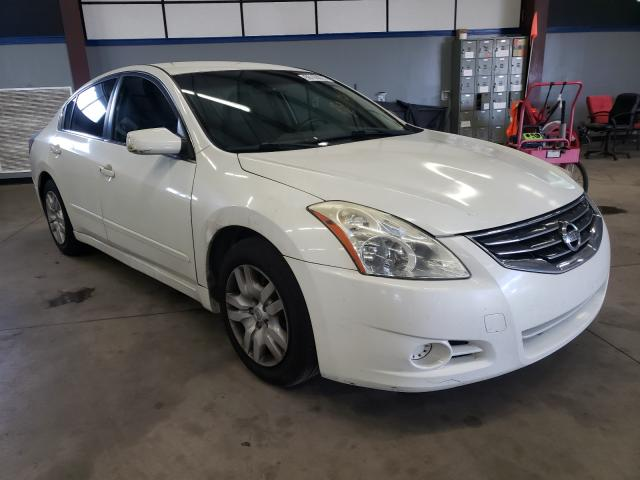 Salvage cars for sale at East Granby, CT auction: 2012 Nissan Altima Base