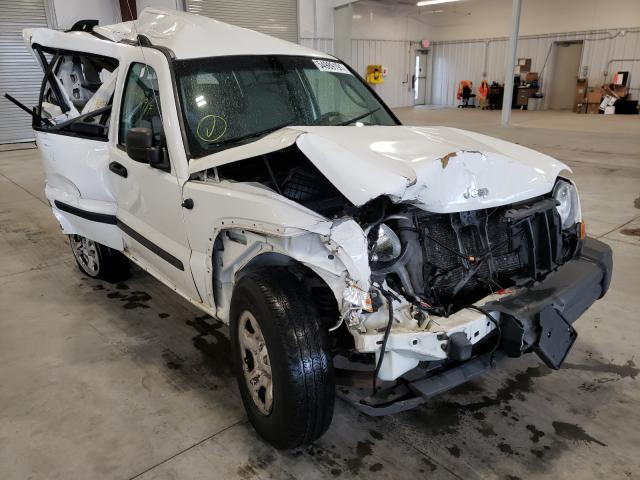 Vehiculos salvage en venta de Copart Avon, MN: 2006 Jeep Liberty SP