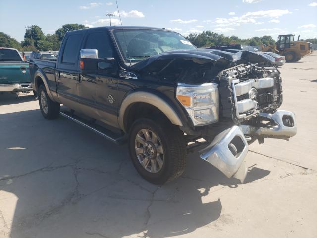 Vehiculos salvage en venta de Copart Wilmer, TX: 2013 Ford F250 Super