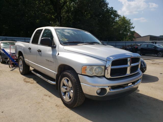 Salvage cars for sale from Copart Glassboro, NJ: 2003 Dodge RAM 1500 S