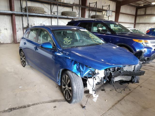 Hyundai salvage cars for sale: 2018 Hyundai Elantra GT