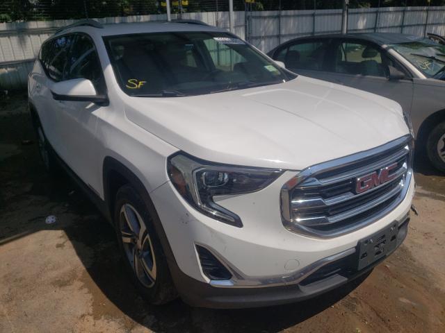 Vehiculos salvage en venta de Copart Austell, GA: 2019 GMC Terrain SL