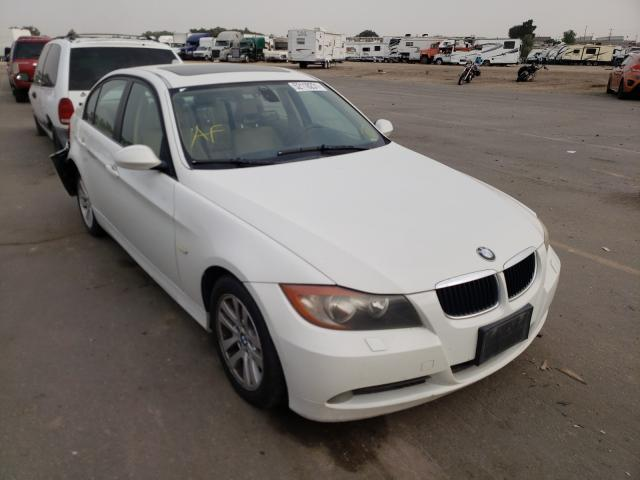 Salvage cars for sale at Nampa, ID auction: 2006 BMW 325 XI