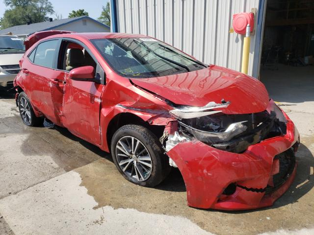 Salvage cars for sale from Copart Sikeston, MO: 2016 Toyota Corolla L