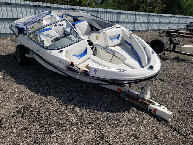 Salvage boats for sale at Elgin, IL auction: 2007 Bayliner 185BR
