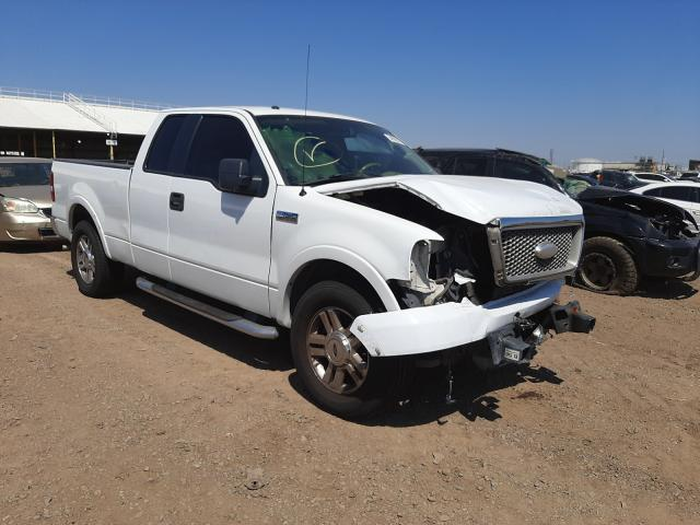 Ford F150 salvage cars for sale: 2006 Ford F150