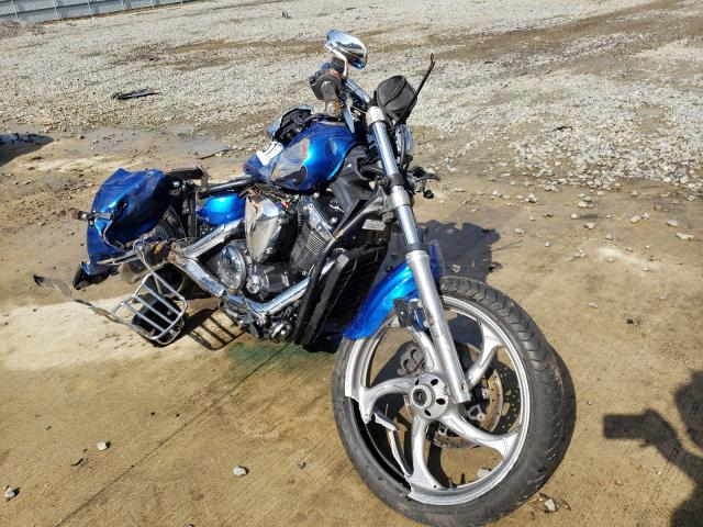 Salvage cars for sale from Copart Windsor, NJ: 2011 Yamaha XVS1300 CU