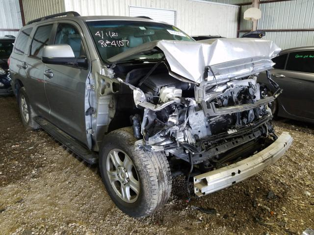 2012 Toyota Sequoia SR en venta en Houston, TX