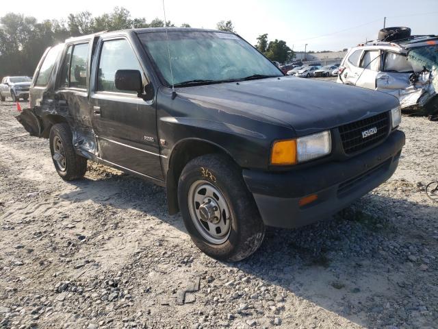 Isuzu salvage cars for sale: 1997 Isuzu Rodeo S