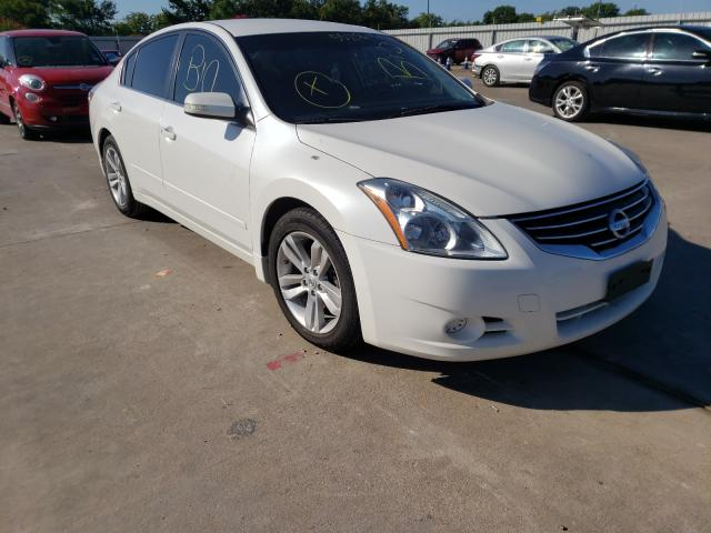 Vehiculos salvage en venta de Copart Wilmer, TX: 2012 Nissan Altima SR