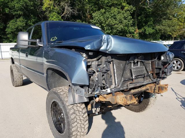 Vehiculos salvage en venta de Copart Glassboro, NJ: 2006 Chevrolet Silverado