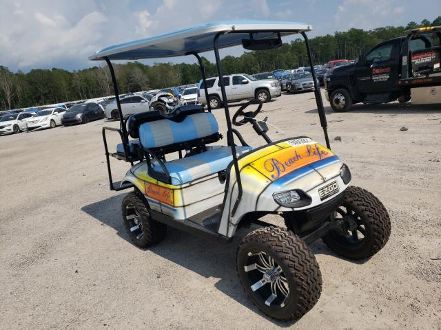 Salvage cars for sale from Copart Harleyville, SC: 2019 Golf Ezgo