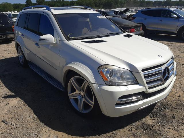Salvage cars for sale at Conway, AR auction: 2011 Mercedes-Benz GL 550 4matic