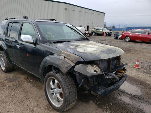 Salvage cars for sale from Copart Rocky View County, AB: 2008 Nissan Pathfinder
