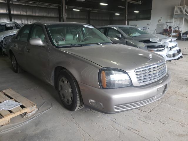 Cadillac salvage cars for sale: 2004 Cadillac Deville