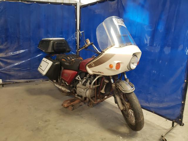 Salvage cars for sale from Copart Sacramento, CA: 1977 Honda GL1