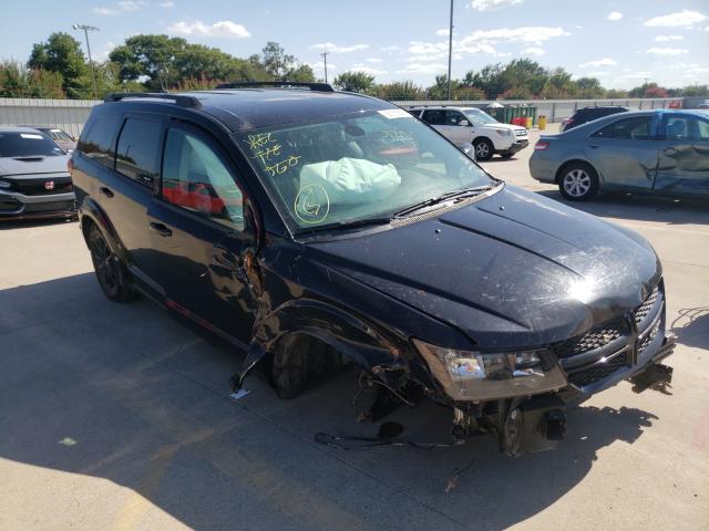 Vehiculos salvage en venta de Copart Wilmer, TX: 2019 Dodge Journey SE