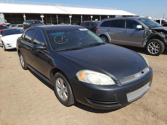Salvage cars for sale at Phoenix, AZ auction: 2013 Chevrolet Impala LS