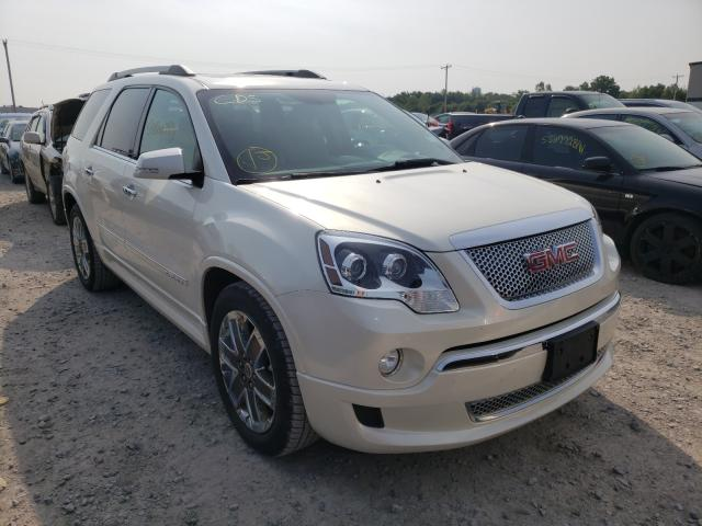 Vehiculos salvage en venta de Copart Leroy, NY: 2011 GMC Acadia DEN