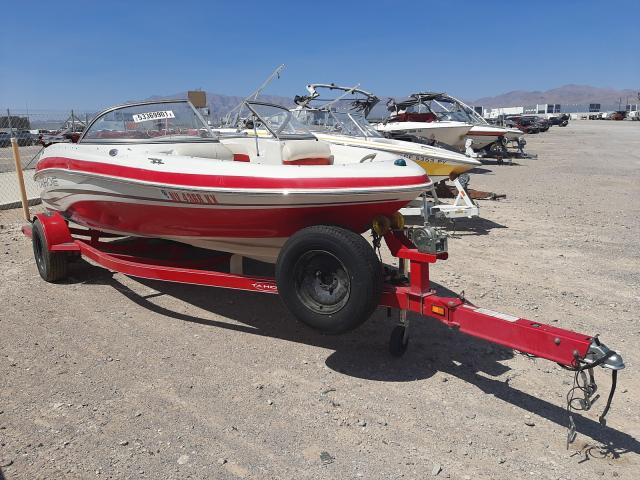 Salvage boats for sale at Las Vegas, NV auction: 2007 Tahoe Q6 Boat