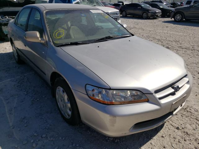 Salvage cars for sale from Copart Haslet, TX: 1998 Honda Accord LX