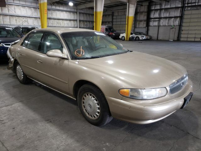 Buick Century salvage cars for sale: 2005 Buick Century