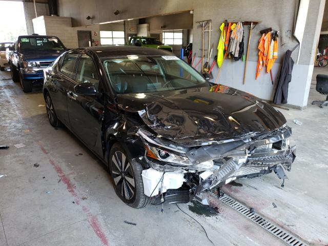 Salvage cars for sale from Copart Sandston, VA: 2019 Nissan Altima SV