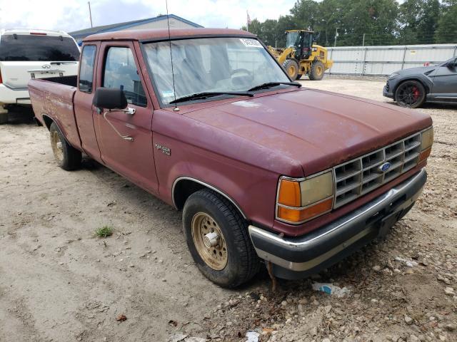 Vehiculos salvage en venta de Copart Midway, FL: 1992 Ford Ranger SUP