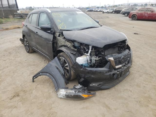 Salvage cars for sale from Copart San Martin, CA: 2020 Nissan Kicks SR