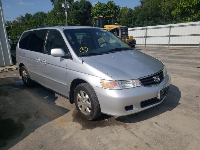 Vehiculos salvage en venta de Copart Glassboro, NJ: 2003 Honda Odyssey EX