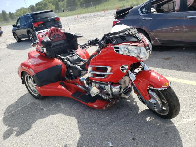 Salvage cars for sale from Copart Prairie Grove, AR: 2004 Honda GL1800