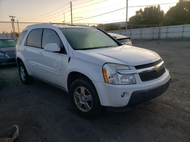 Vehiculos salvage en venta de Copart Moraine, OH: 2006 Chevrolet Equinox LT