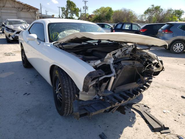 Salvage cars for sale from Copart Corpus Christi, TX: 2014 Dodge Challenger