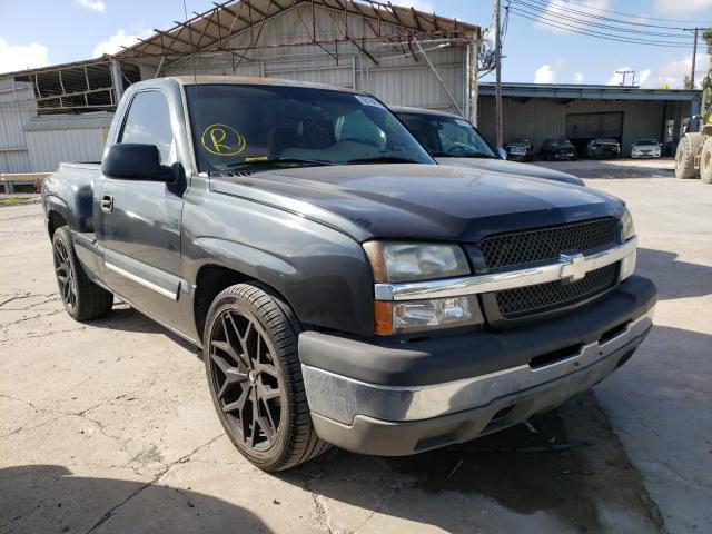 Salvage cars for sale from Copart Corpus Christi, TX: 2004 Chevrolet Silverado