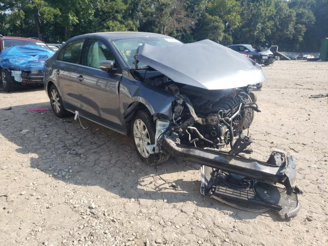 Salvage cars for sale from Copart Austell, GA: 2013 Volkswagen Jetta SE