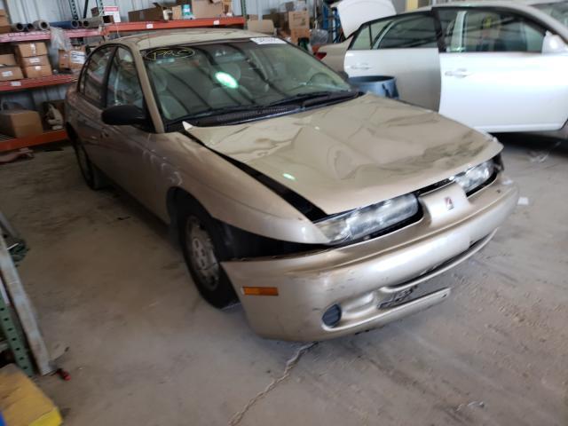 Saturn Vehiculos salvage en venta: 1997 Saturn SL2