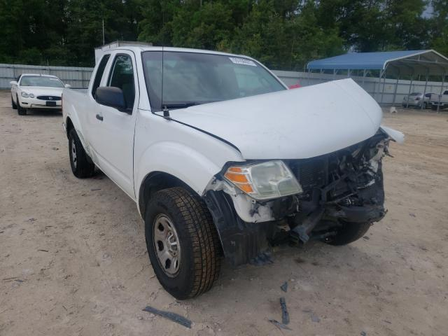 Salvage cars for sale from Copart Midway, FL: 2012 Nissan Frontier S
