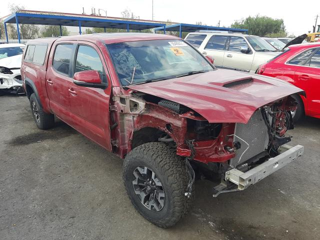Vehiculos salvage en venta de Copart Las Vegas, NV: 2016 Toyota Tacoma DOU