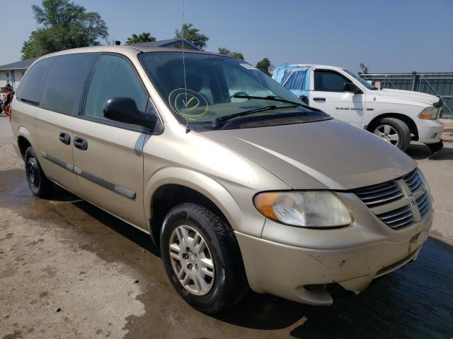 2006 Dodge Grand Caravan en venta en Sikeston, MO
