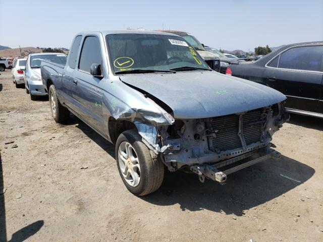 Salvage cars for sale from Copart San Martin, CA: 1998 Toyota Tacoma XTR